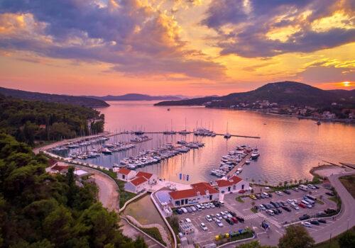 Split, 08/2018 ACI marina Slano Davor Zunic / Petar Fabijan